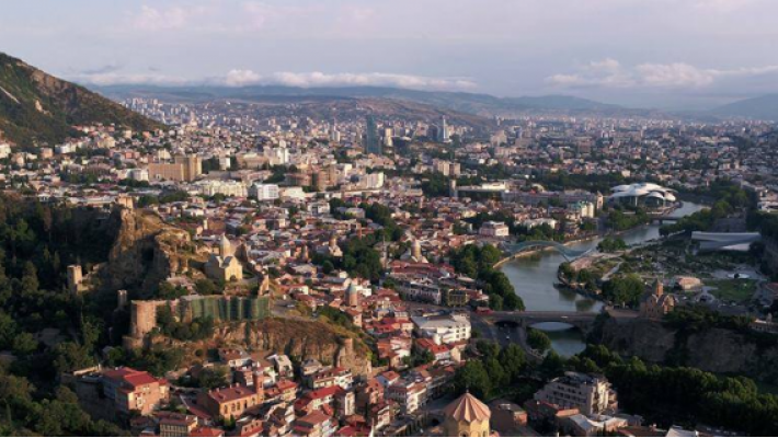 The Guardian Named Tbilisi among the Best Places to Travel in 2018