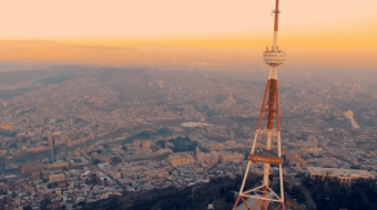 Tourist Space will be Arranged on Tbilisi TV Tower