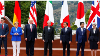 G7 Leaders' Statement on Syria