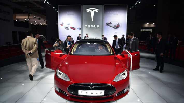 Tesla is cutting prices in China