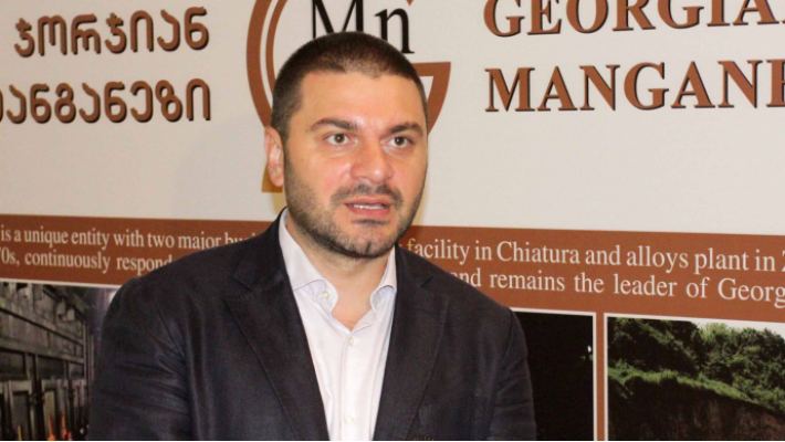 Georgian Manganese: Export markets diversification is our major challenge