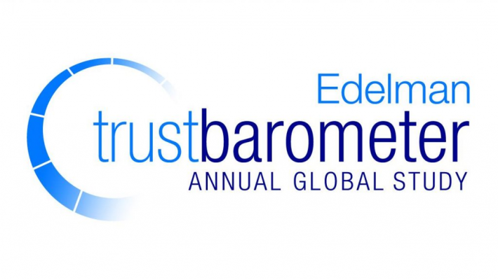 2019 Edelman Trust Barometer Reveals People Place Trust in Companies  Over Government