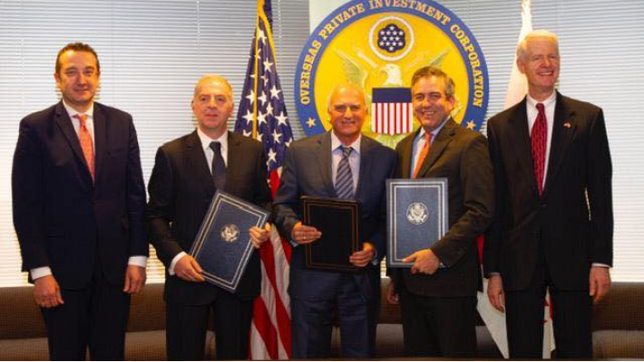 Overseas Private Investment Corporation (OPIC) to finance the construction of a new Marine Terminal in Poti. The signing ceremony between Pace Group and OPIC took place in Washington D.C. on May 14th.