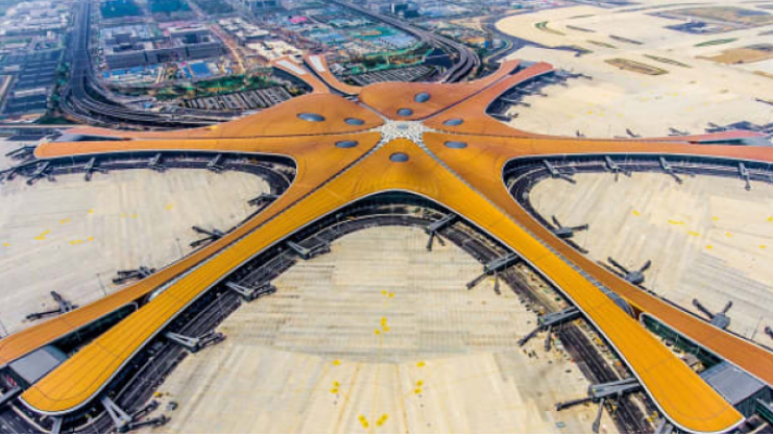 Beijing new airport will open later this month