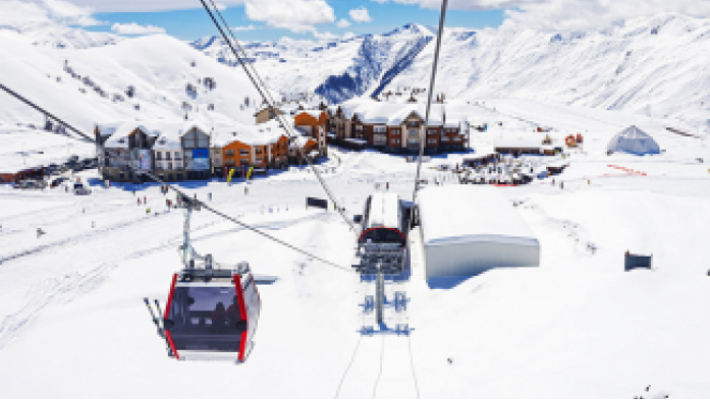 Hotel owners in Gudauri are unhappy about  a growth in the real estate market