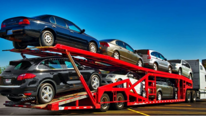 Car re-exports fell 35.1%