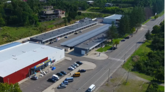 A car market to open on the administrative border of Abkhazia in early 2019