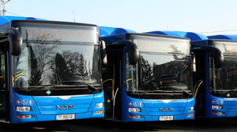 Night buses to run in Tbilisi from September 21