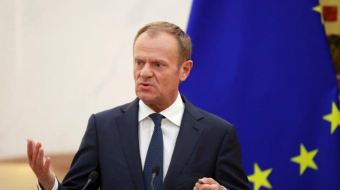EU's Tusk to ask May for new ideas to break Brexit impasse