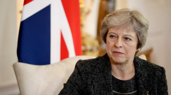 Brexit: I am going to see this through, says Theresa May