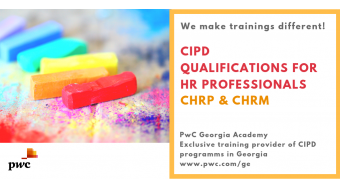 PwC Georgia Academy and CIPD unite to offer exclusive training programmes in Georgia