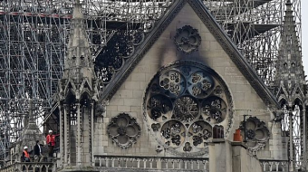 Donors pledge over $680 million to rebuild scorched Notre Dame