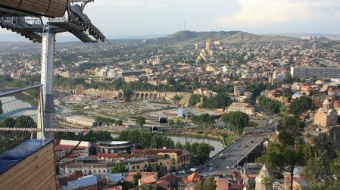 Three new ropeways to be built in Tbilisi