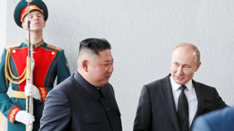 Putin discussed situation on Korean peninsula with Kim