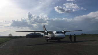 Telavi airport's rehabilitation began