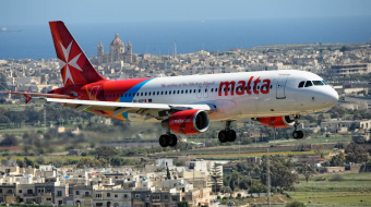 Air Malta launches Tbilisi-Malta direct flights from July 4