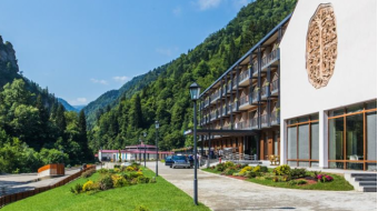 Sairme resort is set to develop a business tourism