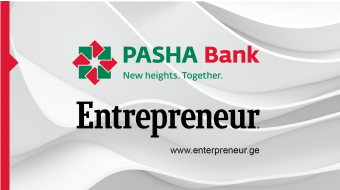 PASHA Bank sponsors presentationevent of Entrepreneur's website