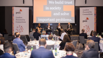PwC Public Sector & Infrastructure Leaders gather in Tbilisi, Georgia, to find solutions for public sector transformation and infrastructure development across Central & Eastern Europe