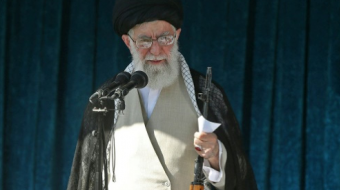 New US sanctions target Iran's supreme leader