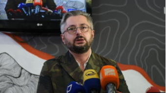 Nika Gvaramia calls on Justice Ministry not to register Rustavi 2 TV Company under Kibar Khalvashi's ownership until period for appeal is expired