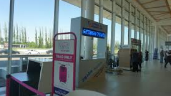 Second Phase of Construction of a New Terminal of Kutaisi Airport Completed