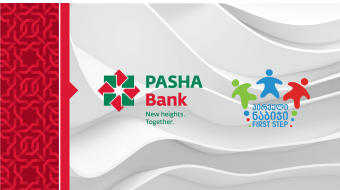 "PASHA Bank supports charity organization ""First Step Georgia"" to build autism center"