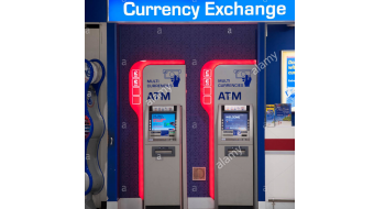 Automatic currency exchange machines to be installed  in Tbilisi
