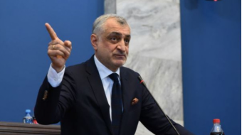 Mamuka Khazaradze announces new political party