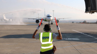 Passenger traffic at Georgian airports down 11% in August