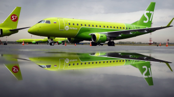 Rosaviatsia allows Russian S7 Airlines to operate flights between Moscow to Kutaisi