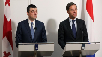 Dutch PM: Georgia became an exemplary country for other countries in the region