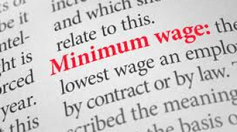 Georgia takes  the last place in Europe in terms of minimum wage