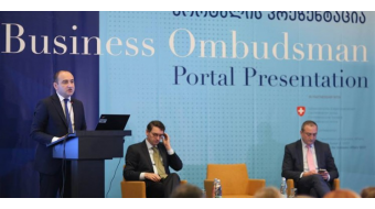 Business Ombudsman, Deputy Business Ombudsman stepped down