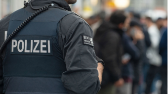 German police arrest three suspects over 'planned terror attack near Frankfurt'