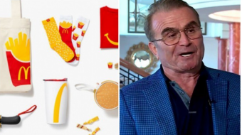 McDonald's branded clothing and accessories to be sold in Georgia