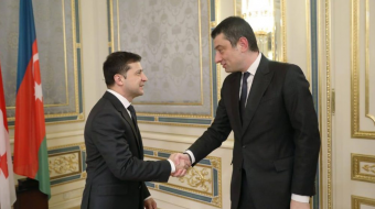 Georgia's PM to hold face-to-face meeting with President of Ukraine