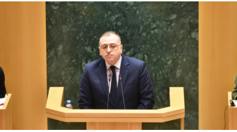NBG President: Georgia tourism revenue  declined by 300 million due to the travel ban