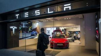 Tesla Deliveries Set a Record and Extend Red-Hot Run for Shares