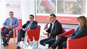 ProCredit Bank held an event for business associations with the aim of discussing the opportunities for development made possible for SMEs by the InnovFin Guarantee Programme
