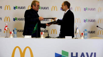 McDonald's Georgia Selects HAVI As Trusted Logistics And Supply Chain Partner