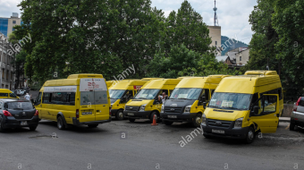 Mini-buses not to run in Tbilisi streets starting from today