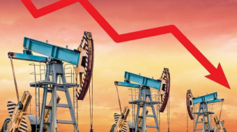 Oil prices slipped to a new 17-year low