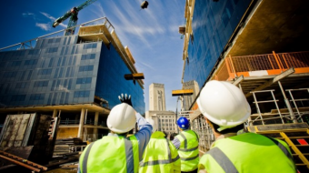 The construction cost index decreased 4.3% compared to the previous quarter - Sakstat