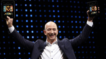 Wealth of Jeff Bezos has reached a new record high