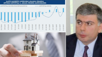 Georgian real estate business sees signs of recovery