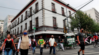 Mexico reports 4,853 new coronavirus cases, 274 more deaths