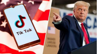 Donald Trump bans TikTok and WeChat apps
