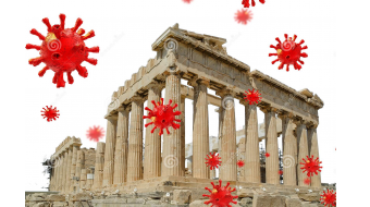 Greece tightens coronavirus curbs in Athens as infections surge