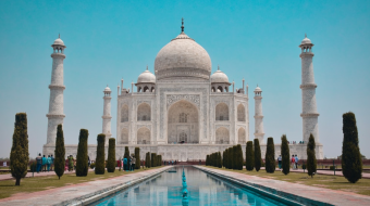 Closed for 6 months due to pandemic, Taj Mahal set for reopening on Monday
